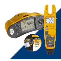Fluke 1664UK-T6 1664FC Multi Installation Tester + Free T6-1000 Meter and Software