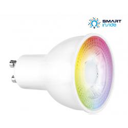 Aurora AU-A1GUZBRGBW AOne 5.6w  Smart RGBW Tuneable GU10 Lamp