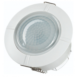Timeguard SLFM360N 360 Degree 2kW Filament,500W Fluorescent, 250w LED Flush PIR