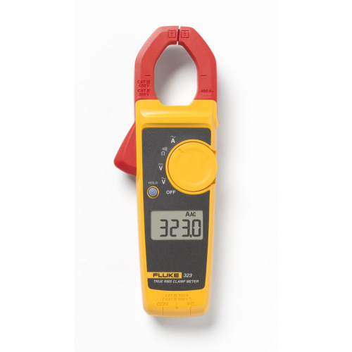 Fluke 323 400a 600v AC Digital Clamp Meter