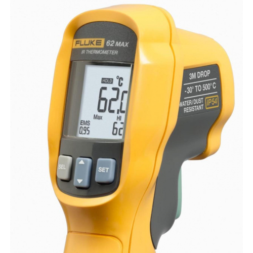 Fluke 62 MAX Infra Red Thermometer