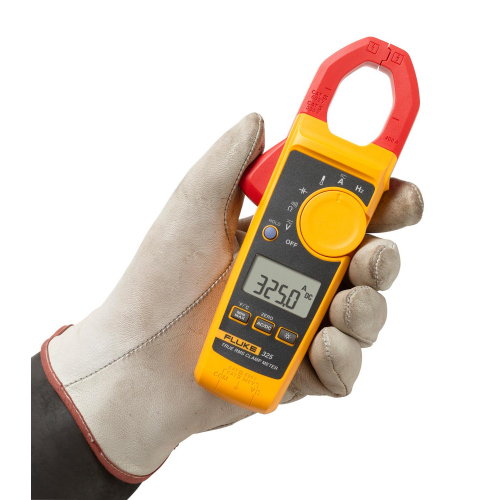 Fluke 325 400a 600v AC/DC True RMS Digital Clamp Meter