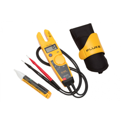 Fluke T5-H5-1ACII KIT T5-1000 Tester+T5 Holster & 1AC11 Voltage Pen