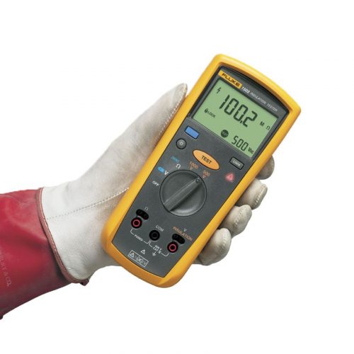 Fluke 1507 17th Edition Insulation Resistance Tester