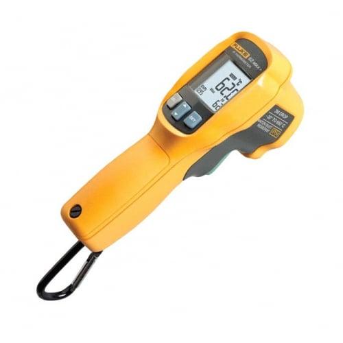 Fluke 62 MAX Plus Twin Laser spot digital thermometer