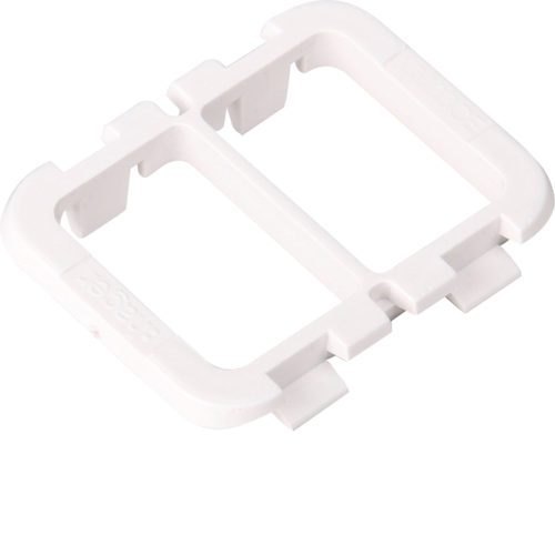 Hager VM03CE Top Wall Cable Protector Plate Open (30mm x 40mm)Pack of 10