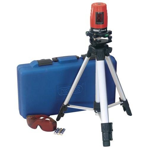 Draper 88640 Laser level kit Class 2 self leveling