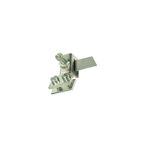 Robson PC16/2 2x16mm 12-54mm bronze earth clamp for damp conditions