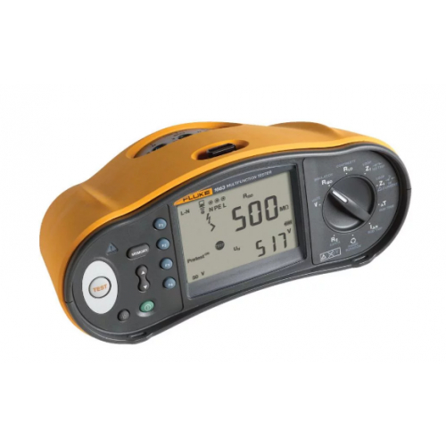 Fluke 1663 Multifunction Installation Tester with free DMS Software