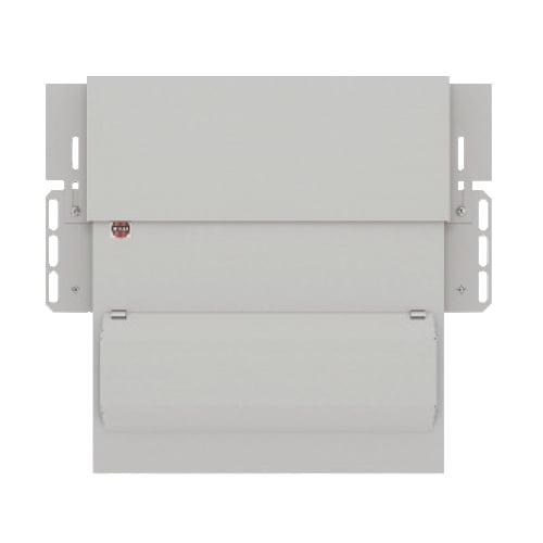 Wylex FALNM1106FLEXS 11 Way 100a Main switch + Type 2 SPD Meter Cabinet Unit