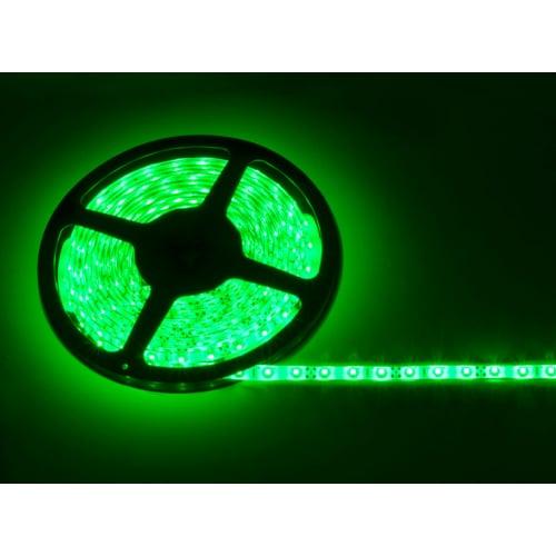 AVSL 153.729UK Green LED IP65 12vdc 5m Tape Kit