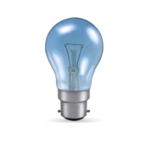 Crompton 100w 240v BC B22d Daylight Blue Craftlight