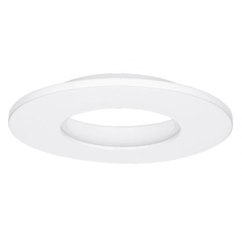 Aurora Enlite EN-BZE5W E5 Fixed IP65 White Aluminium Downlight Bezel