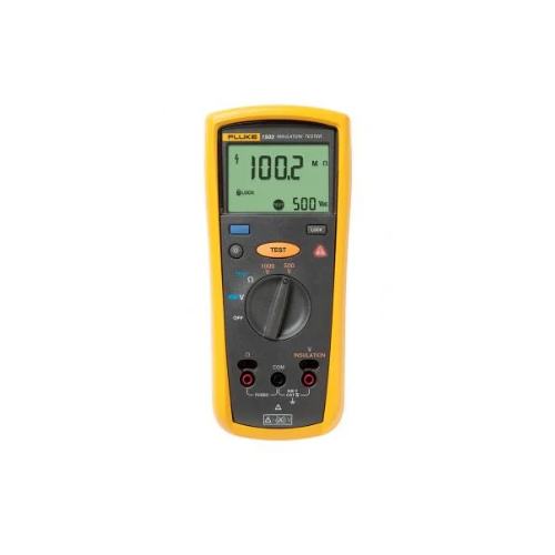 Fluke 1503 17th Edition Insulation Resistance Tester