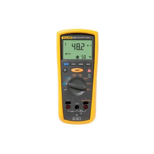 Fluke 1507 17th Edition Insulation Resistance Tester