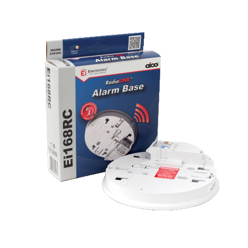 Aico EI168RC Radio Link Base For 12 Units Ei140RC Series