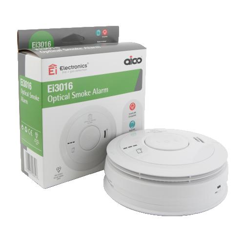 Aico Ei3016 Optical Smoke Alarm