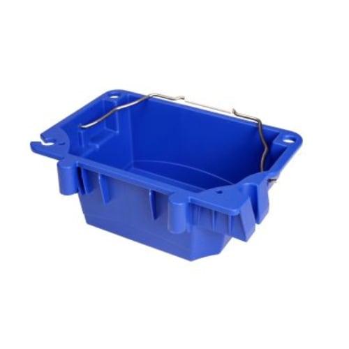 ABRU Werner 79004 Lock-in utility stepladder bucket