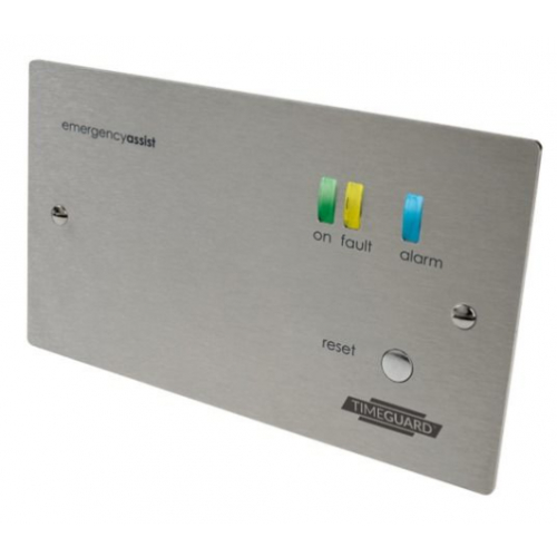 Timeguard EASSCP1PR Emergency Assist Single Zone Control Panel