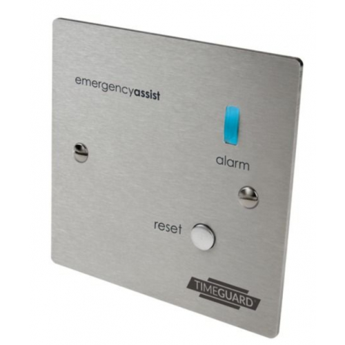 Timeguard EASSRB1 Emergency Assist Stainless Steel Reset Button