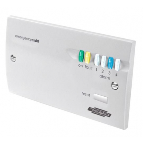 Timeguard EACP4 Emergency Assist Four Zone Control Panel