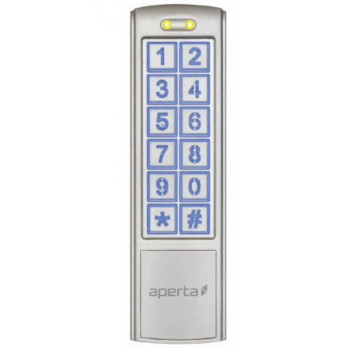 ESP EZTAG3 IP65 Keypad And Proximity Reader Door Entry Unit