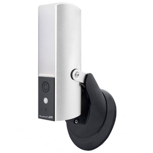 ESP GuardCam-Deco Combined Wi-fi Security Light Camera Silver