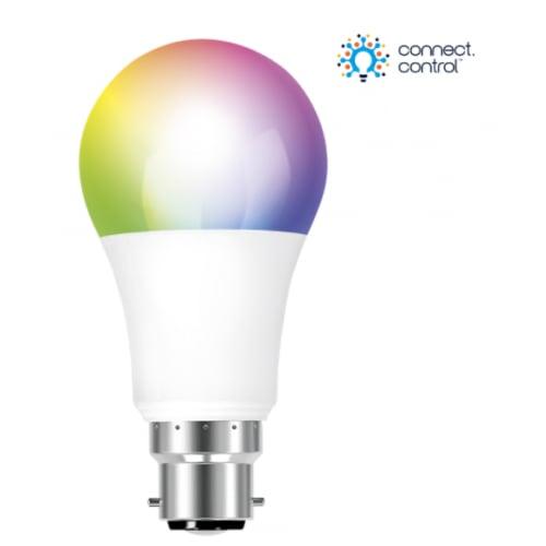 Aurora AU-A1BTGSCWBF1 AOne Bluetooth Connect Control 8w BC GLS RGBCX Lamp