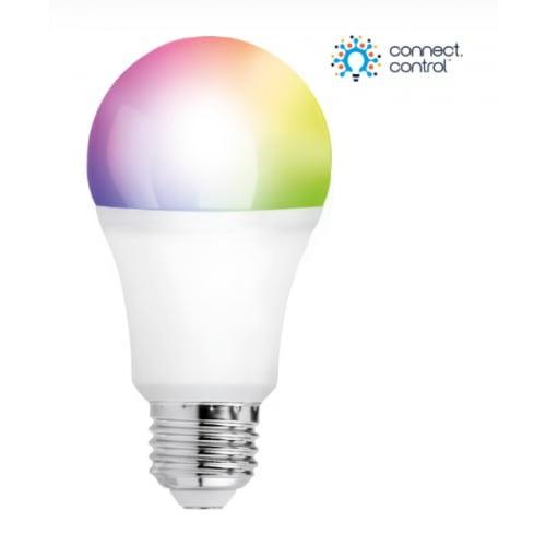 Aurora AU-A1BTGSCWEF1 AOne Bluetooth Connect Control 8w ES GLS RGBCX Lamp