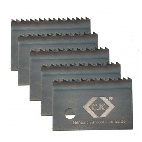 CK Tool T2255 Pack of 5 Spare Blades for the T2250 Armourslice