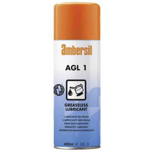 Ambersil 31567 AGL1 Greaseless Lubricant 400ml aerosol spray