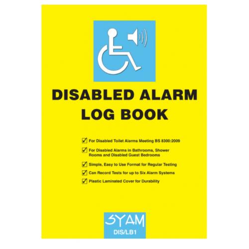 Syam DIS/LB1 Disabled Alarm Log Book
