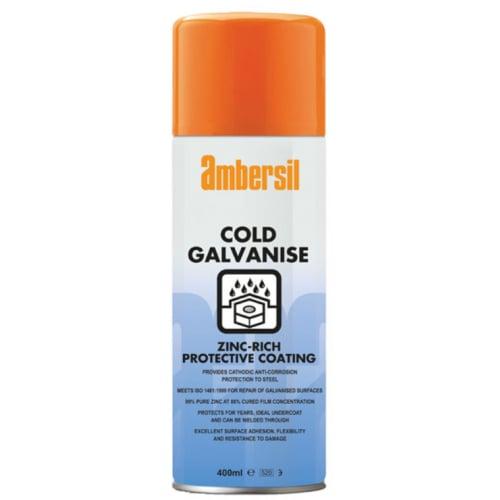 Ambersil 30291 Cold Galv Protective Spray 400ml aerosol spray