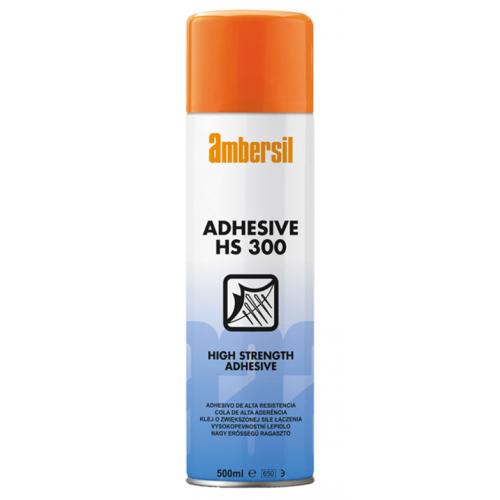 Ambersil 31625 High Strength Liquid Spray Adhesive HS300 500ml