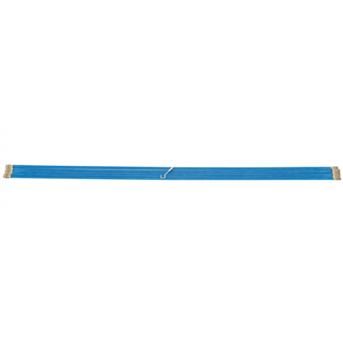 Draper 45274 10 x 1 Metre Cable Pulling Rod Set with Accessories