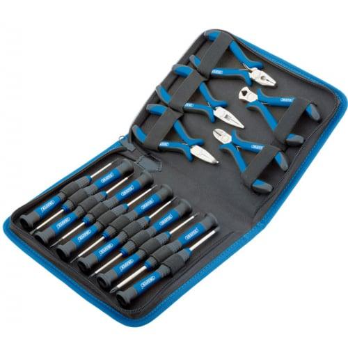 Draper 48958 16 Piece Precision Screw driver Set