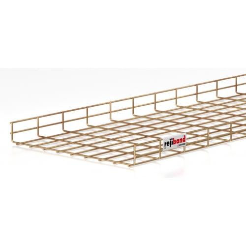 Pemsa Rejiband 60.222.450 450mm x 60mm Wire Basket Tray-3m Length