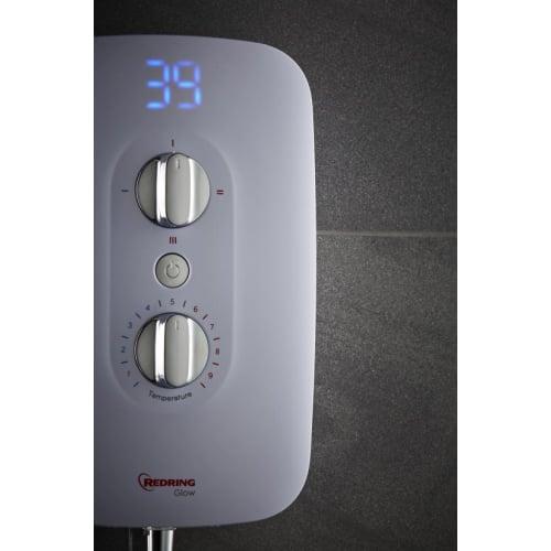 Redring 53535301 RGS7 Glow Shower 7.5kw