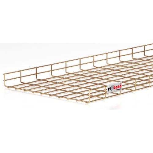 Pemsa Rejiband 60.222.500 500mm x 60mm Wire Basket Tray-3m Length