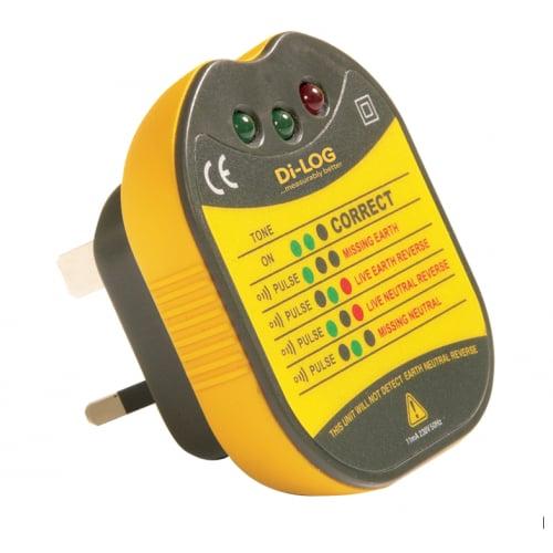 Dilog DL1090 Socket Tester C/W Buzzer