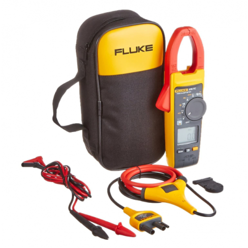 Fluke 376FC 1000a 1000v AC/DC True RMS Clamp Meter with Fluke Connect