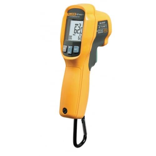 Fluke 62 MAX Plus Twin Laser spot non contact digital thermometer