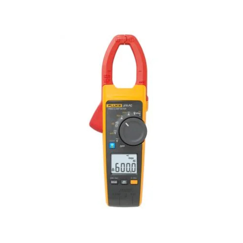 Fluke 375FC 600a 600v AC/DC True RMS Clamp Meter with Fluke Connect