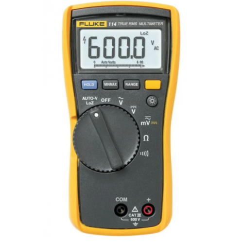 Fluke 114 600v True RMS Digital Multimeter