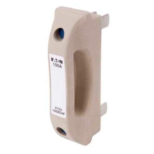 Eaton MEM 100SCHF Spare 100A Exel Porcelain Fuse Carrier with HRC Fuse