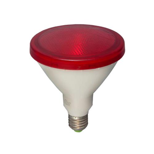 BELL 05652 15watt 240volt LED PAR38 ES 1300 Lumen RED Exterior Lamp