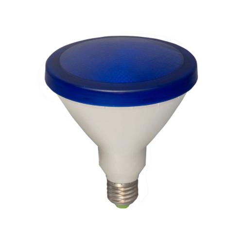 BELL 05653 15watt 240volt LED PAR38 ES 1300 Lumen BLUE Exterior Lamp