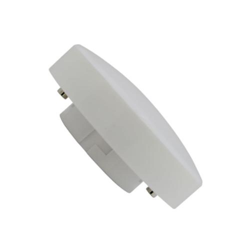 BELL 05646 6 Watt 230 Volt GX53 LED Warm White Round Flat Lamp