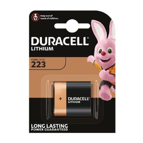 Energizer DL223A 6 volt lithium battery
