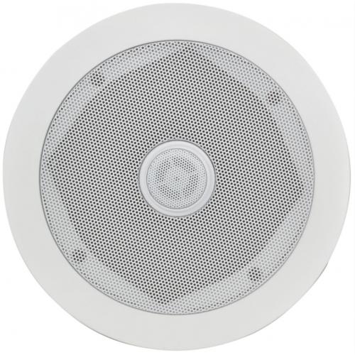 AVSL 952.528 Directional Ceiling Speaker 130mm Flush White